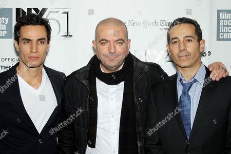 Adam Bakri, Hany Abu-Assas, Waleed Zuaiter