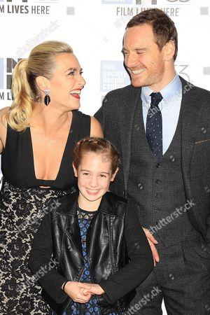 Editorial photo of 'Steve Jobs' film premiere, New York Film Festival, America - 03 Oct 2015