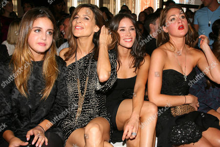 Stock Image of Sophie Curtis, Perrey Reeves, Abigail Spencer and Roxy Olin