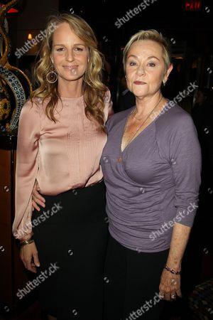 Helen Hunt and Cheryl Cohen Greene
