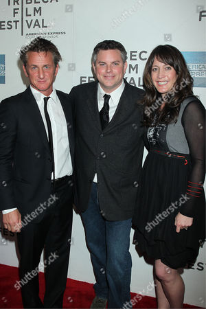 Sean Penn, Don Hardy and Dana Nachman (Directors)
