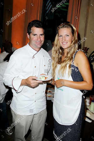 Stock Picture of Chef Kerry Heffernan, Victoria Azarenka