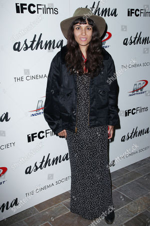 Editorial picture of Northwest 'Asthma' film screening at the Cinema Society, New York, America - 08 Oct 2015