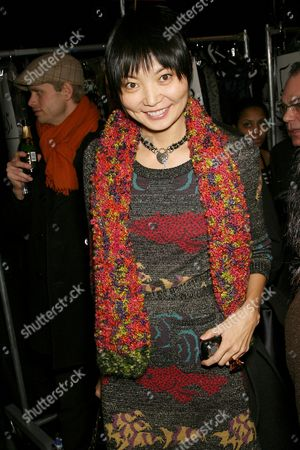 Editorial image of Betsey Johnson show for Autumn / Winter 2007 / 2008, Mercedes-Benz fashion week, New York, America - 06 Feb 2007
