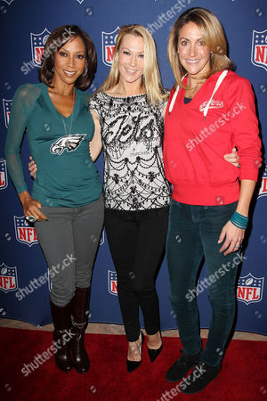 Holly Robinson Peete, Suzanne Johnson and Summer Sanders