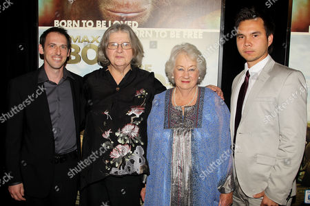 Editorial picture of 'Born to Be Wild 3D' Film Screening, New York, America - 07 Apr 2011