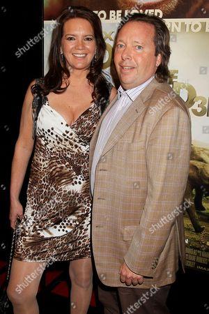 Peggy Gelfond and Richard Gelfond