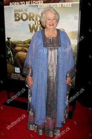 Editorial photo of 'Born to Be Wild 3D' Film Screening, New York, America - 07 Apr 2011