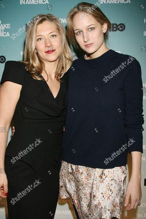 Branka Katic and Leelee Sobieski