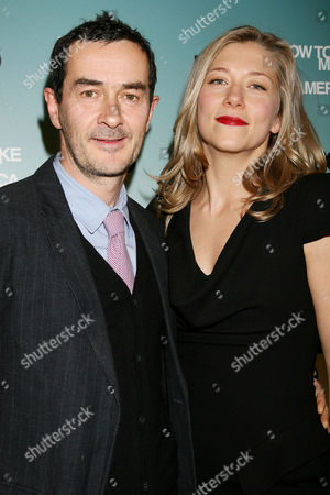 Julian Farino and Branka Katic