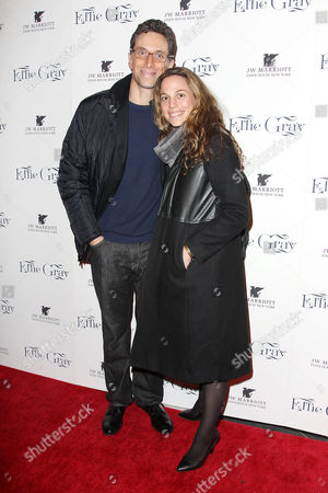 Ben Shenkman and Lauren Greilsheimer (wife)