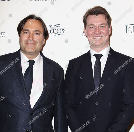 Donald Rosenfeld and Andreas Roald (Producers; Effie Gray)