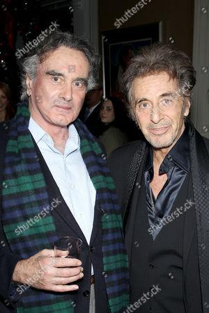Dan Hedaya and Al Pacino