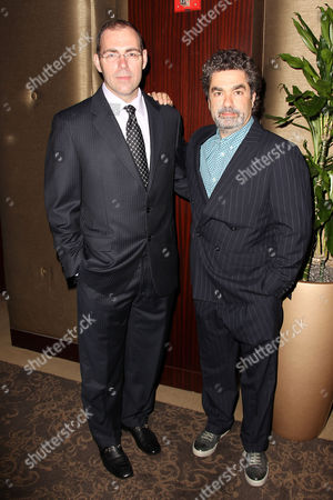 Stock Picture of Hank Brennan and Joe Berlinger (Director; Whitey)