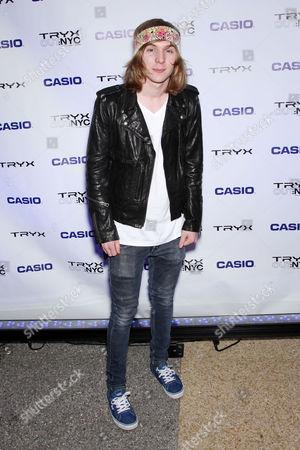 Danny Flaherty (MTV's Skins)