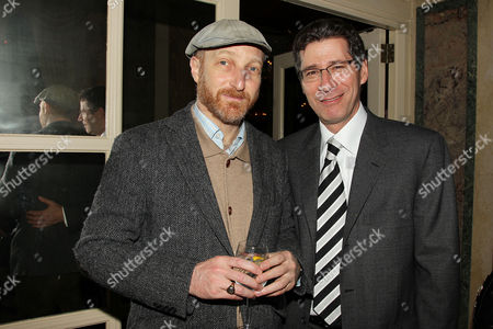 Jonathan Ames and Eric Kessler