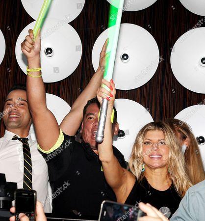 Editorial picture of Sean Patterson's Birthday Celebration, New York, America - 10 Jun 2011