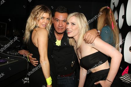 Editorial picture of Sean Patterson's Birthday Celebration, New York, America - 10 Jun 2011