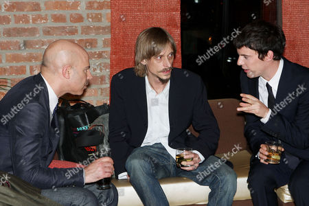 Steven Shareshian (Producer), Mackenzie Crook, Harry Treadaway