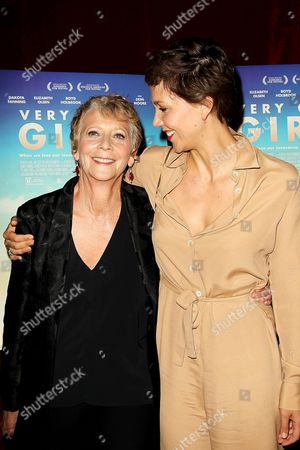Stock Image of Naomi Foner and Maggie Gyllenhaal