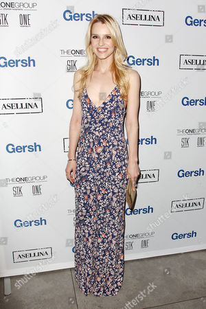 Editorial photo of Gersh Upfront party, New York, America - 12 May 2015