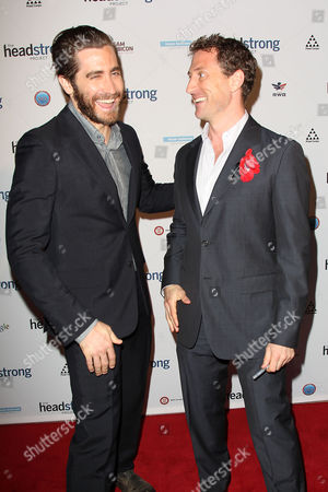 Jake Gyllenhaal and Zach Iscol