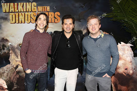 Justin Long, John Leguizamo and Skyler Stone