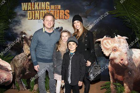 Skyler Stone and family