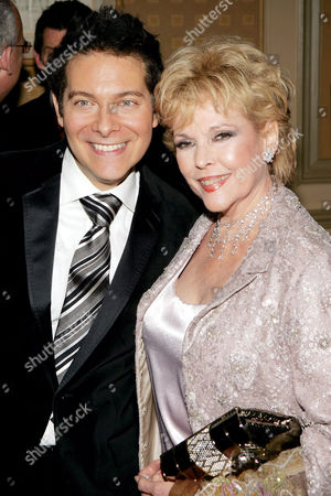 Michael Feinstein and Eileen Fulton