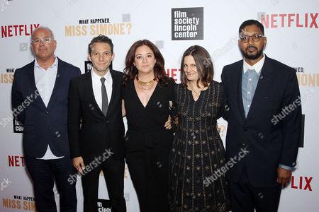 Jon Kamen (Exec. Prod.), Justin Wilkws (Prod.), Liz Garbus (Director), Amy Hobby (Prod), Jayson Jackson (Prod.)