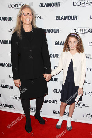 Annie Leibovitz with daughter Sarah Leibovitz