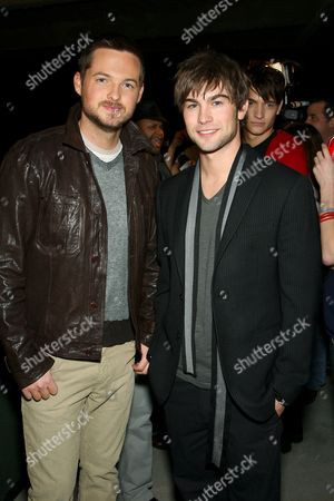 Damien Fahey and Chace Crawford