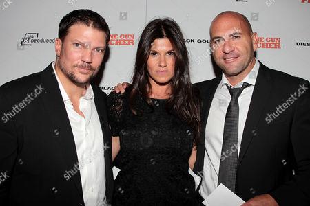 Editorial picture of 'Machine Gun Preacher' film screening, New York, America - 13 Sep 2011