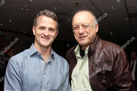 Jim True-Frost and John Doman