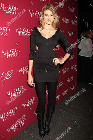 Editorial photo of 'All Good Things' film premiere, New York, America - 01 Dec 2010