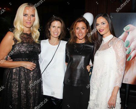 Keren Craig, Gucci Westman, Julia Goldin and Georgina Chapman