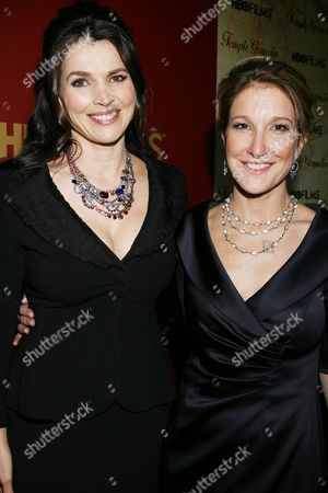 Julia Ormond and Emily Gerson Saines ( Producer )