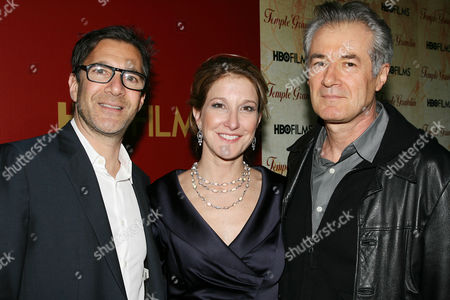 Stock Photo of Paul Lister, Emily Gerson Saines ( Producer ) and Christopher Monger