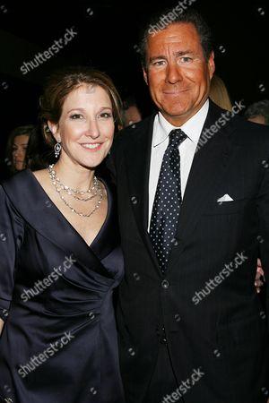 Emily Gerson Saines ( Producer ) and Richard Plepler
