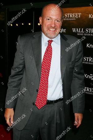 Stock Image of Jim Kramer