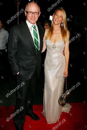 Woody Johnson and Suzanne Johnson