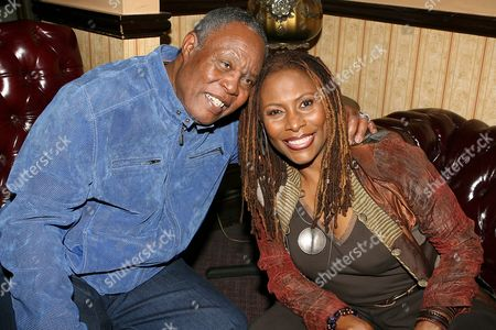 Sam Moore and Brenda Russell