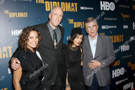 Stacey Reiss (Producer), David Holbrooke (Director), Rina Amiri, Tom Freston (Exc. Producer)