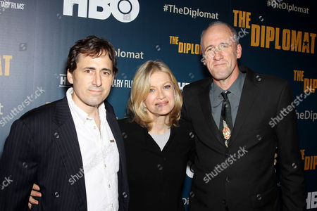 Anthony Holbrooke, David Holbrooke (Director), Diane Sawyer