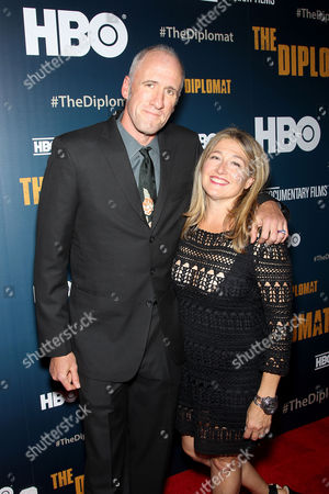 Editorial picture of 'The Diplomat' HBO Documentary film premiere, New York, America - 14 Oct 2015