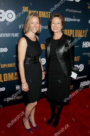 Editorial photo of 'The Diplomat' HBO Documentary film premiere, New York, America - 14 Oct 2015