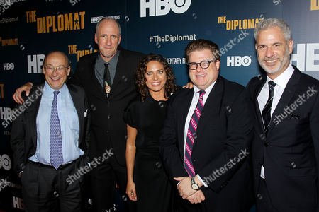 Stock Picture of Marshall Sonenshine (Exc. Producer), David Holbrooke (Director), Stacey Reiss (Producer), Louis Venezia (Exc. Producer), Scott Berrie (Exc. Producer)