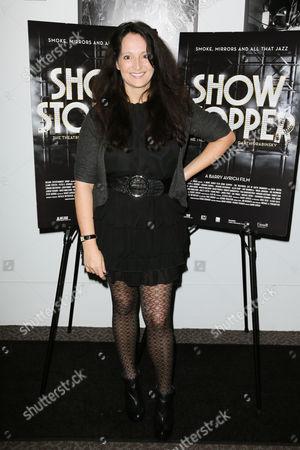 Editorial picture of 'Show Stopper' film premiere, New York, America - 16 Dec 2012