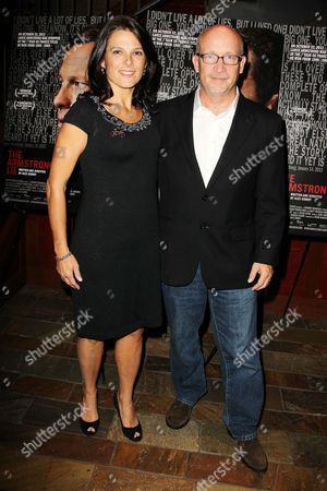 Editorial picture of 'The Armstrong Lie' film screening, New York, America - 30 Oct 2013