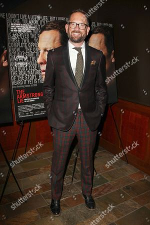 Editorial image of 'The Armstrong Lie' film screening, New York, America - 30 Oct 2013
